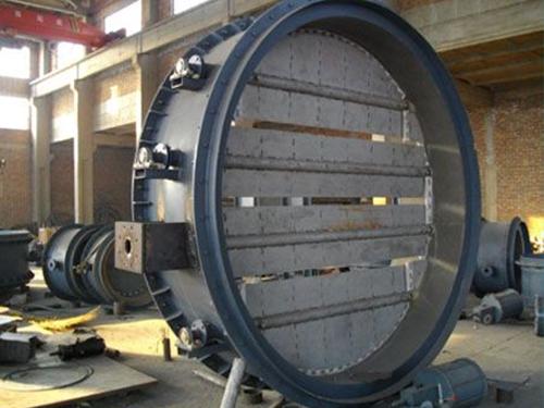 多叶片钢制圆风门
