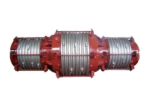 直管压力平衡型波纹管补偿器